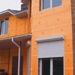 Утепление фасада (минеральная вата, пенопласт, пеноплекс)