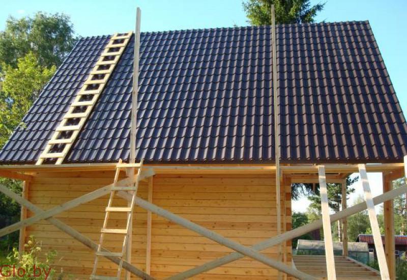 Строительство крыш и ремонт кровли недорого