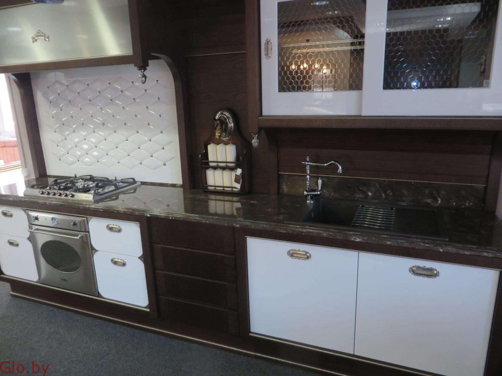 Кухонная столешница № 7 из камня изготовим на заказ