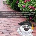Благоустройство/Укладка тротуарной плитки,мощение дорожек