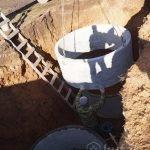 Канализация под ключ. Кольца для канализации и колодцев.