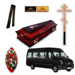 Организация похорон, товары ритуального назначения Любань