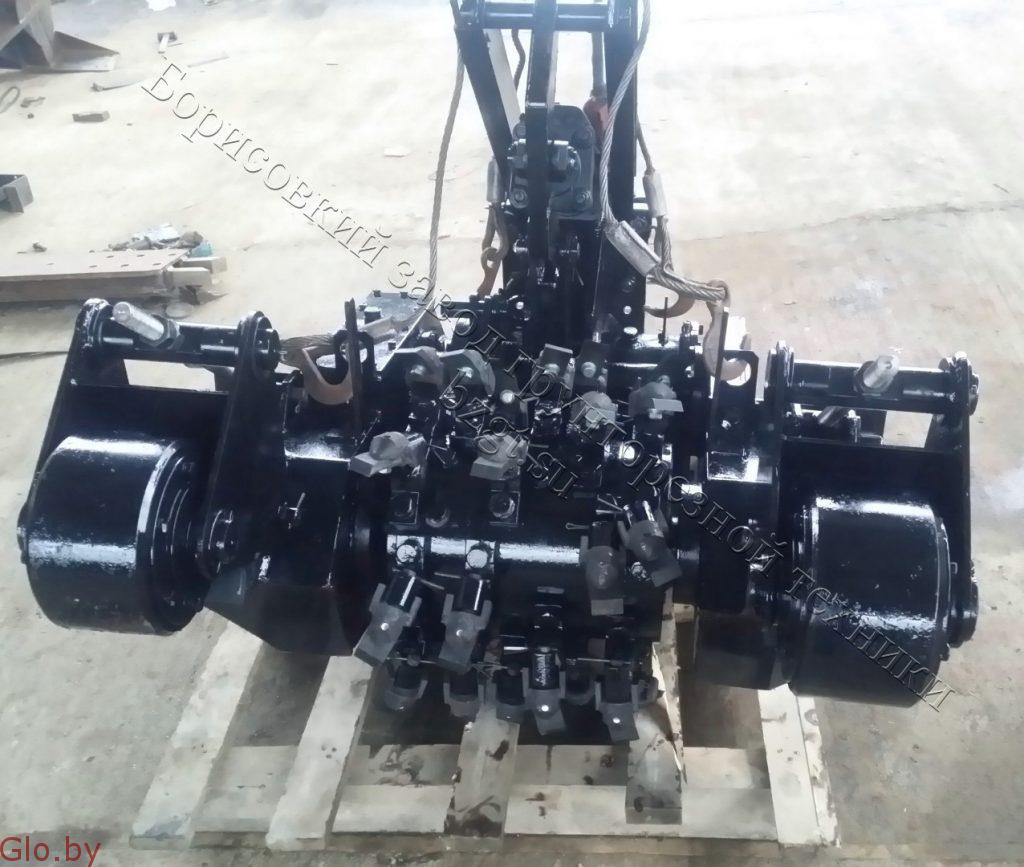 БЗГТ-400 для фрезерования пней
