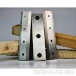 Производство ножей для дробилок, промышленных ножей