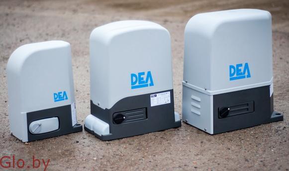 Приводы для откатных ворот. DEA - 100% Италия