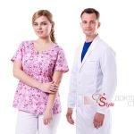 Модная медицинская одежда