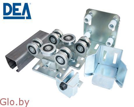 Комплекты для откатных ворот. DEA - 100% Италия