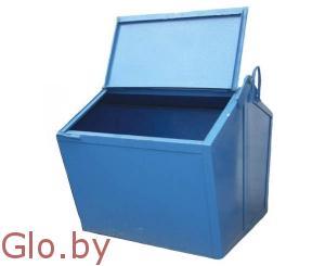 Контейнер для мусора самооткрывающийся