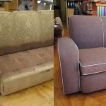 перетяжка обивки мягкой мебели