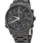 CITIZEN Nighthawk A-T часы японский хронограф